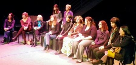 Our Voices 2010 Playwrights 2